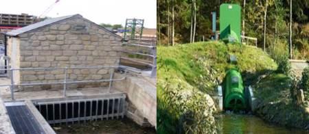 Arşimet Burgusu Hidro Türbinler ile Elektrik Üretimi