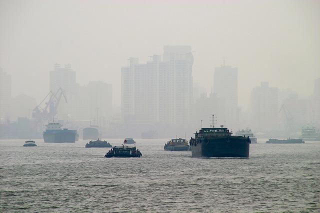 Çin'de Hava Kirliliği O Kadar Kötü ki Güneş Panellerini Kapatıyor