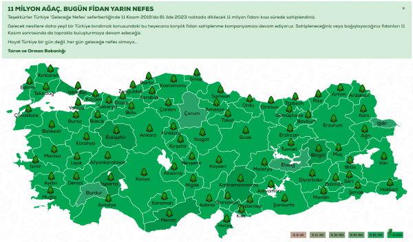Türkiye'nin tüm şehirlerinde tam bir seferberlik var!