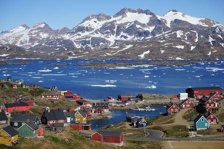 Grönland Son Buzul Çağından Beri En Hızlı Buz Kaybını Yaşıyor!