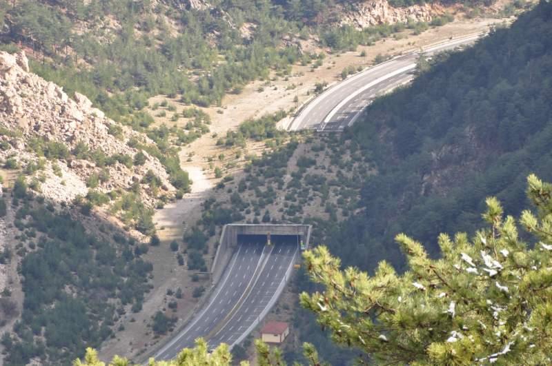 Yaban Hayatı Köprüsü, Gülek Boğazı - Mersin
