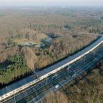 Güneş Enerjisi Kullanan Hızlı Tren