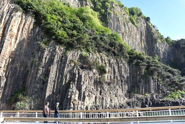 Güzelcehisar Lav Kayaları