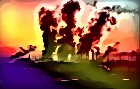 Hava Kirliliği Nedir? Kaynakları (Nedenleri) ve Etkileri Nelerdir?