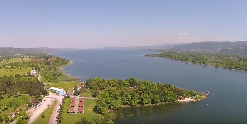 Sapanca Gölü manzaraları