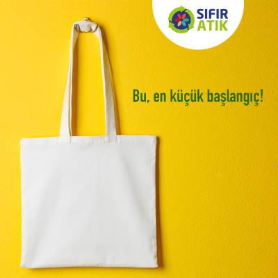 Bez Çanta Kullanmak Plastik Poşet Kullanımını Azaltır