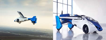 Uçan arabalar hayal midir?