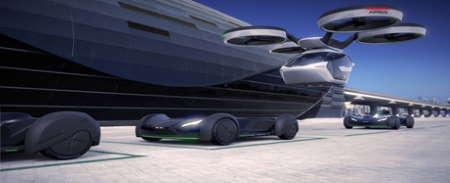 Bizim olmayabilir ama çocuklarımızın uçan arabası olacak diyebiliriz!