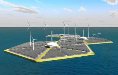 Okyanuslardan Isı Enerjisi Dönüşümü(OTEC)